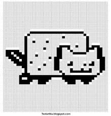 Meme Faces In Text Form - nyan cat pop tart cat copy paste text art cool ascii text art 4 u