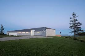 Homes For Sale In Nova Scotia Shingle Style Goes Modern In Nova Scotia Beach Home Curbed