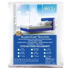 Dust Mite Crib Mattress Cover Waterproof Bed Buf Proof Crib Mattress Cover