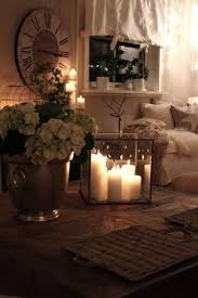 ways to decorate a living room to decorate your home with candles