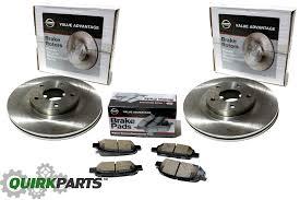 nissan altima 2013 ebay 2013 nissan altima trasero izquierdo u0026 derecho rotores de disco