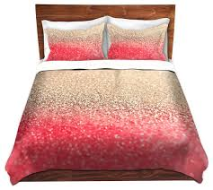 red and gold duvet cover 2788