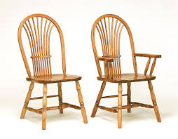 Amish Kitchen Furniture Country Sheaf Dining Chair From Dutchcrafters Amish Furniture