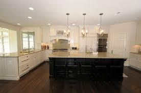 white kitchen with black island novel white cabinets with island kitchen 736x488