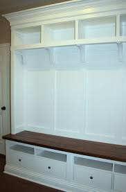 Bench With Shoe Storage Plans - mudroom bench shoe storage home design ideas