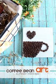best 25 coffee bean decor ideas on fall vase filler