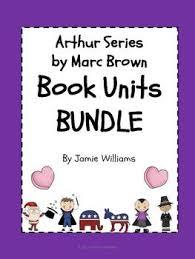 arthur s thanksgiving book arthur book activities teaching resources teachers pay teachers