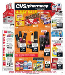 cvs ad thanksgiving treats nov 22 2015