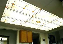 homemade fluorescent light covers homemade fluorescent light covers decorative fluorescent light