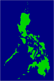 Map Of Phillipines Philippines Clipart