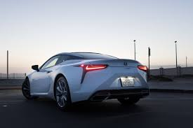 lexus lc 500 for sale los angeles 2018 lexus lc 500h more sports car or more hybrid news cars com