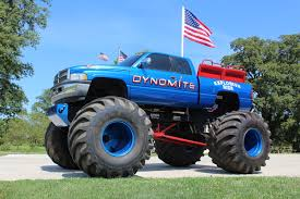 new monster truck 1996 dodge dynomite monster truck for sale in new castle in