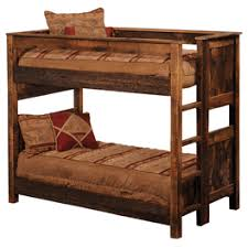 Barn Door Furniture Bunk Beds Rustic Bedroom Furniture Log Beds And Hickory Beds Black Forest