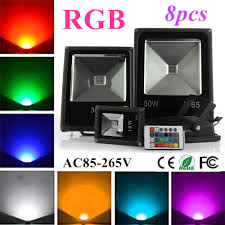 astonishing outdoor colored led flood lights 76 on soffit mounted
