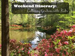 weekend itinerary callaway gardens with kids