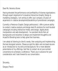 graphic designer cover letters 8 free word pdf format download