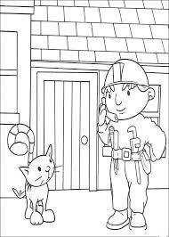 bob builder coloring pages 6 bob builder kids