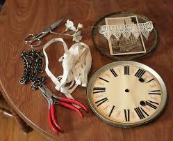 Steam Punk Home Decor Diy Steampunk Home Decor Clock Face Catch All Bohemianromance