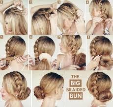 tutorial menata rambut panjang simple 10 tutorial gaya rambut untuk kepesta dan kondangan mudah dan simple