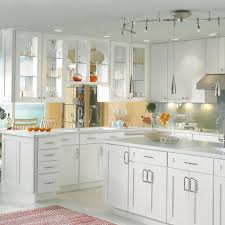 thomasville glass kitchen cabinets thomasville classic custom kitchen cabinets shown in transitional style hdinsttsdh the home depot