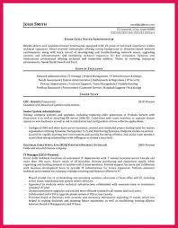 Network Admin Resume System Administrator Resume Sop Examples