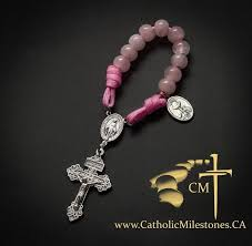 catholic communion gifts 26 best paracord rosary images on catholic gifts