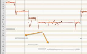 Three Blind Mice Notes For Keyboard Melodyne 4 Help Center Note Assignment Mode