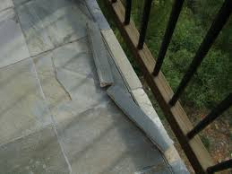 slate on outdoor balcony in austin texas flooring diy chatroom