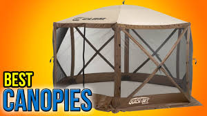 Ez Up Canopy Academy by 10 Best Canopies 2016 Youtube