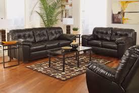 alliston bonded leather queen sleeper sofa