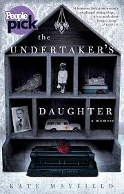 the undertaker u0027s daughter book by kate mayfield official