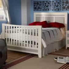 Pali Design Com Pali Cortina Forever Crib In White Grey Free Shipping 799 99