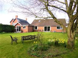 sandpits road ludlow shropshire 3 bed detached bungalow for sale