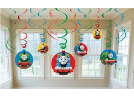 Thomas The Train Wall Decor by Sweet Pea Parties Thomas The Tank Engine