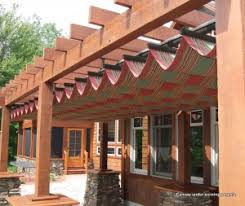 canopies and pergolas spend time outside in shade and privacy