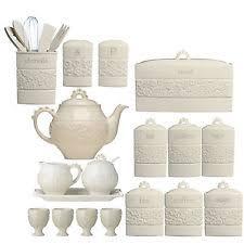 vintage retro ceramic kitchen canisters u0026 jars ebay