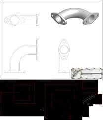 autodesk inventor practice part drawings engr design ied