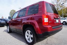 red jeep 2016 patriot for sale in morrow ga landmark dodge