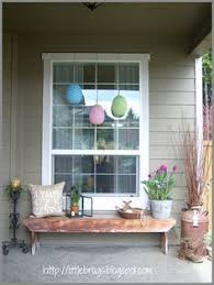 Easter Decorating Ideas For The Home 20 Ways To Decorate Your Porch For Easter Summer Flowers And