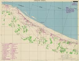 Maps Omaha D Day Historical Map Omaha Beach Xyz Maps Avenza Maps