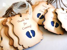 Baby Shower Favor Messages - thank you for coming pick your color baby shower by jdpaperie