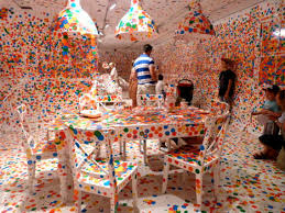 Kids Art Room by Wild Child Chaotic Museum Art Created By Kids Urbanist