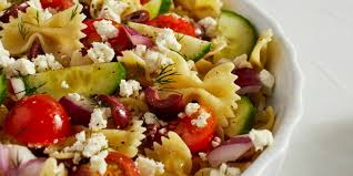 best greek pasta salad recipe how to make greek pasta salad