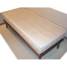 offerta materasso lattice materasso singolo in lattice naturale rivestito in fibra di legno