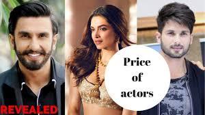 padmavati 2017 film budget and price of actors 2017 movies