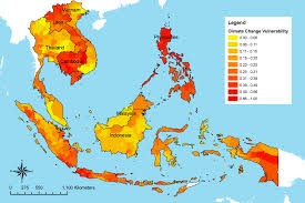 Map Of Cambodia Climate Change Targets Aim High National Phnom Penh Post