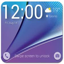 samsung galaxy s5 lock screen apk lock screen galaxy note 5 android apps on play