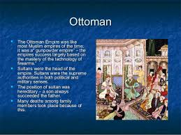 Geography Of The Ottoman Empire by Ottoman Safavid And Mughal Empires