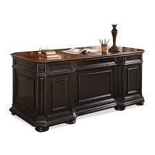Office Executive Desk Riverside Allegro Executive Desk 44732 Riverside Furniture