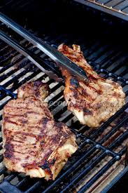 best steak marinade and steakhouse butter the country cook